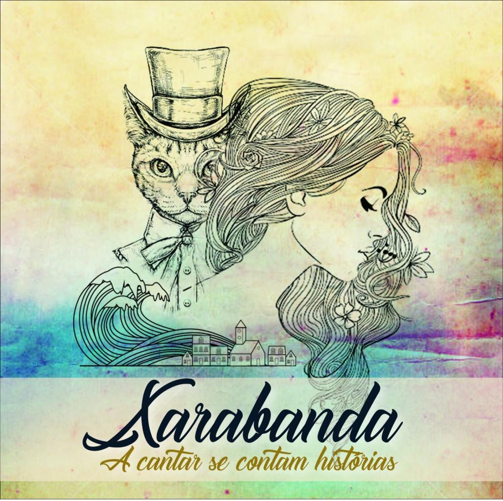 capa do 6º CD Xarabanda 2019